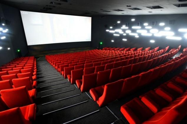 Kinosaali sisustus