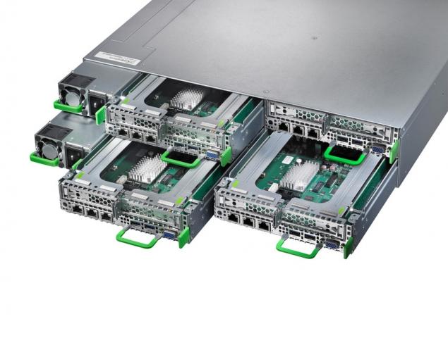 Fujitsu Server PRIMERGY CX400 M1