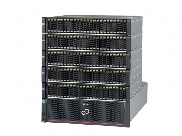 Fujitsu Storage ETERNUS DX500 S3