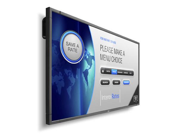 NEC MultiSync® P463 DST