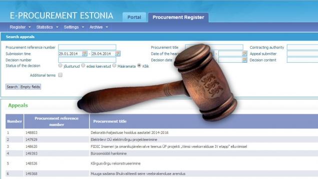 E-riigihangete keskkond